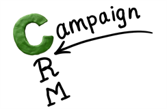 Using CRM data for cross media
